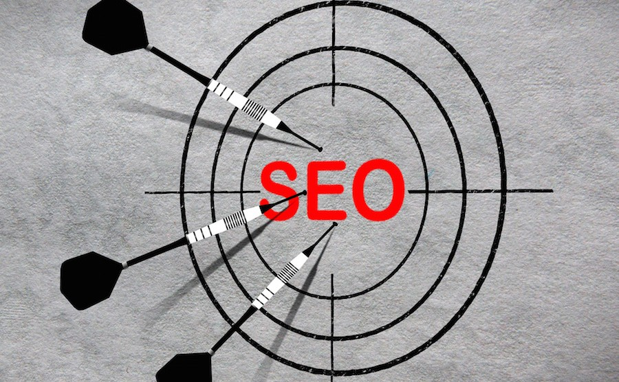 Referencement naturel - Search Engine Optimization idea - SEO